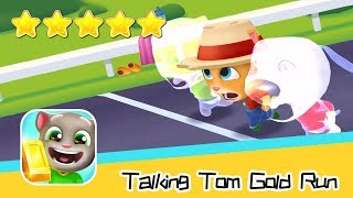 Talking Tom Gold Run Day68 RACE Walkthrough The best cat runner game! Recommend index five stars