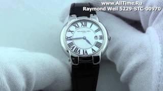 Женские наручные швейцарские часы Raymond Weil 5229-STC-00970