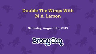 Double The Wings With M.A. Larson