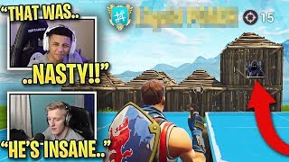 Everyone is SHOCKED When Spectating This Fortnite Pro Player...