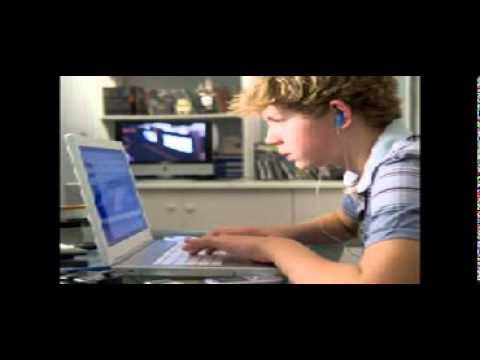 Freshman S+L The Internet & Computer Addiction Article Wk 12 Spring 2014 Morn