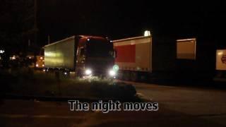 Night moves. Дальнобой RUN 2011 ;D