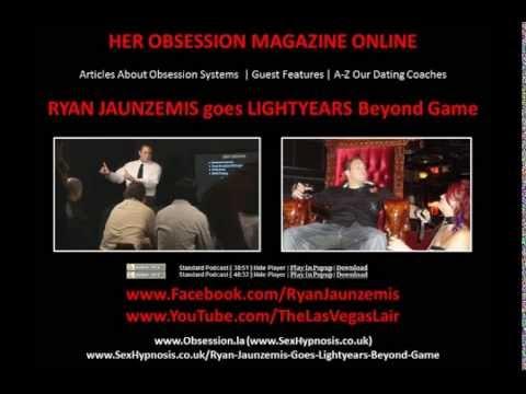 "RYAN JAUNZEMIS - Her Obsession Magazine"" (Full Interview)"