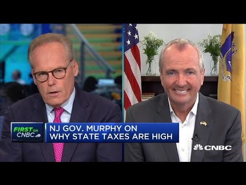 New Jersey Gov. Murphy: Millionaire tax far from dead