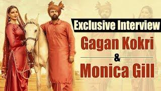 Exclusive Interview With Gagan Kokri & Monica Gill   Yaara Ve   JagBani TV