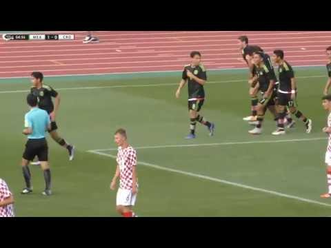 Mexico sub 17 vs Croacia sub 17