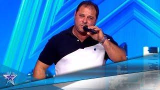 Dedica una CANCIÓN a quien hayan perdido a su MADRE | Audiciones 9 | Got Talent España 5 (2019)