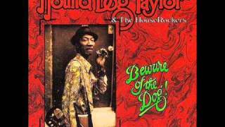 HOUND DOG TAYLOR let