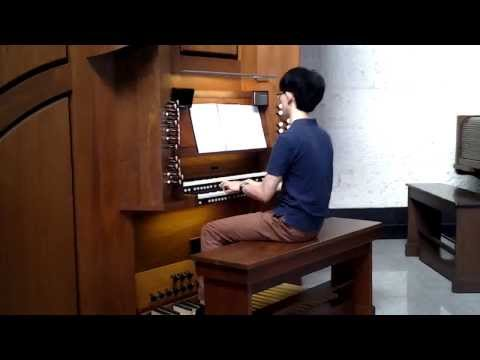 O Holy Night for Organ Solo