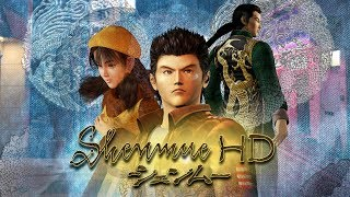 Shenmue 1 HD (PS4) First time ever playing