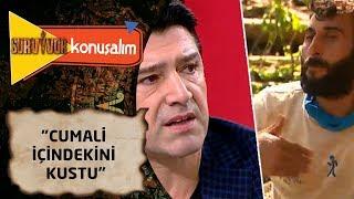Survivor Konuşalım | 10. Bölüm | Hakan Ural 'Cumali içindekini kustu'