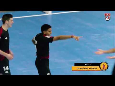 #FutsalMetro DivisionElite #Fecha1 Stentor vs Oeste