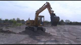 HD EXCAVADORA CAT  215B // 2401501 MEQCER CERRALVO LUIS LAURO RIOS LUISLAURORIOS NUEVOLEON