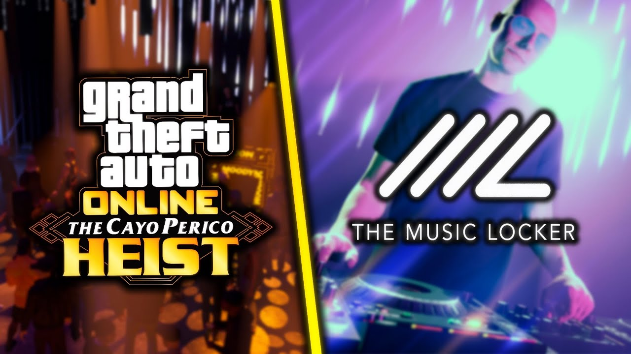 Gta Online The Music Locker New Social Space New Djs Radio Stations And More Youtube