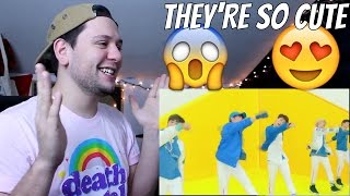 REACTING TO ASTRO (FOR THE FIRST TIME)