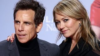 connectYoutube - The Real Reason Ben Stiller And Christine Taylor Split