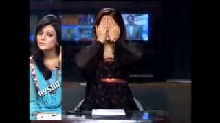 Repeat youtube video Pakistan anchors - FUNNY bloopers