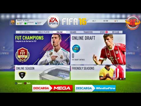 FIFA 16 MOBILE OFICIAL ANDROID (APK/OBB) DOWNLOAD 2018!