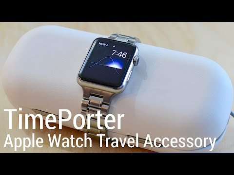 Review: TimePorter for Apple Watch by Twelve South