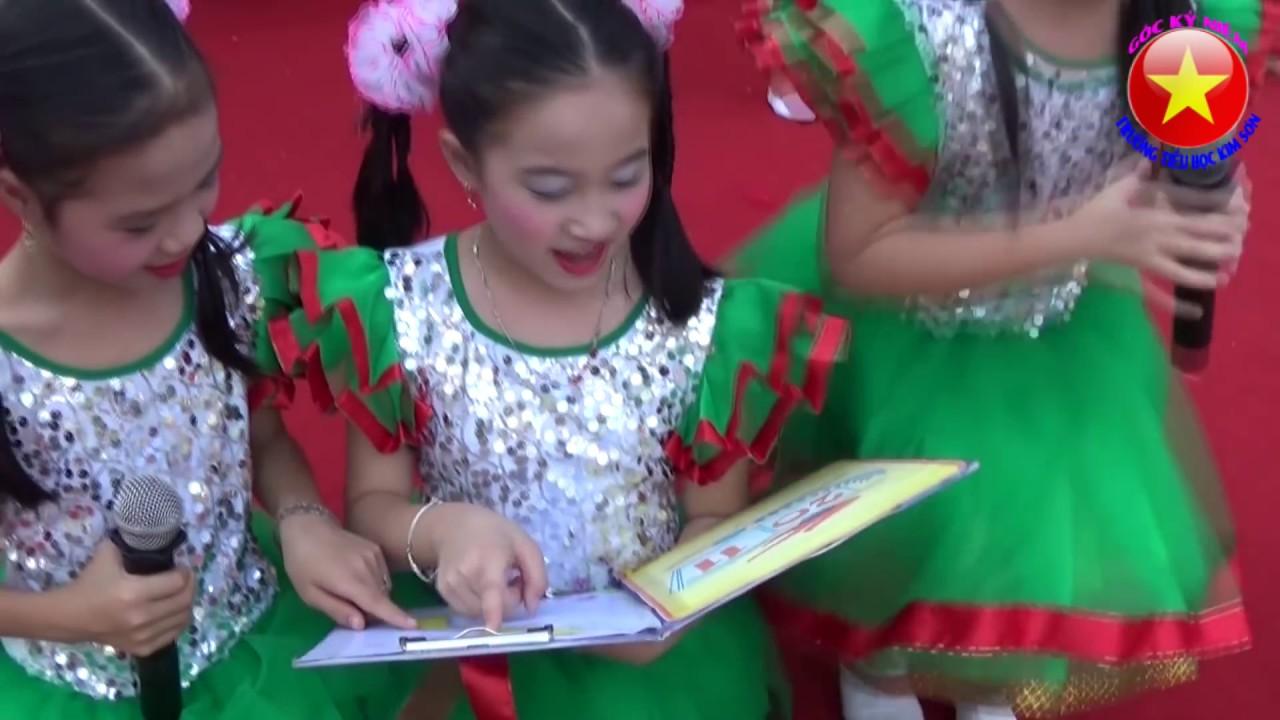 [Hội Thi Văn Nghệ 20/11/2015] Trường Tiểu Học Kim Sơn - Sơn Tây - Hà Nội