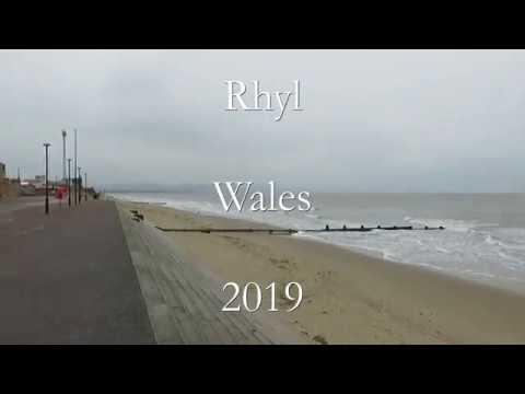 Rhyl, Wales 2019