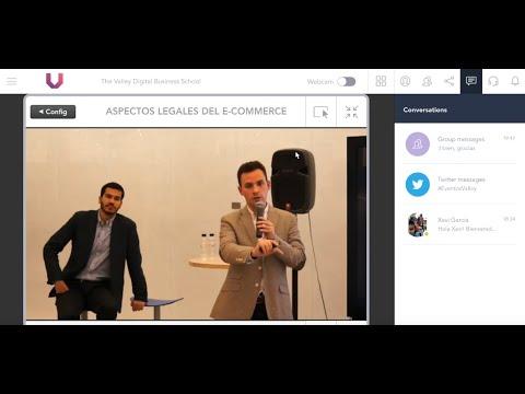 Aspectos Legales del eCommerce  Charla en The Valley Digital Business School