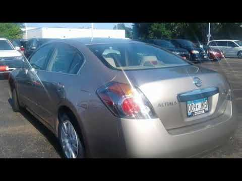 Used 2011 Nissan Altima Saint Paul White Bear Lake Mn W84988na