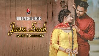 Jinne Saah Punjabi Pre-Wedding 2018 Amrit Narinder Red Lion s Co