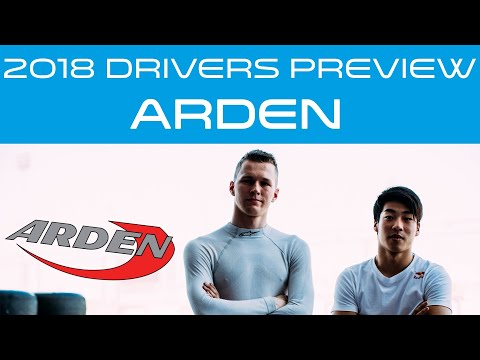 Formula 2 - 2018 Drivers Review - Arden
