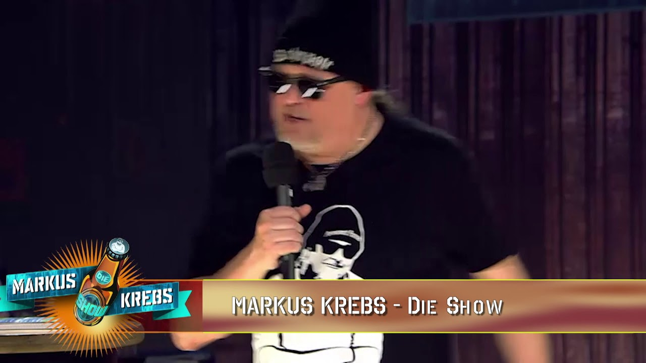 Markus Krebs Die Show Trailer 04 Youtube