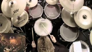 [Drums Only!] RAMMSTEIN - Morgenstern - by Tim Zuidberg