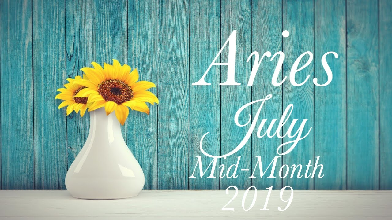 ARIES MID-MONTH JULY 2019 | THE LOVE FOR YOU WEIGHS HEAVILY ON THEIR MIND -  Aries Tarot Love Reading