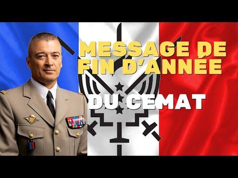 Message du CEMAT aux soldats et familles pour Noël