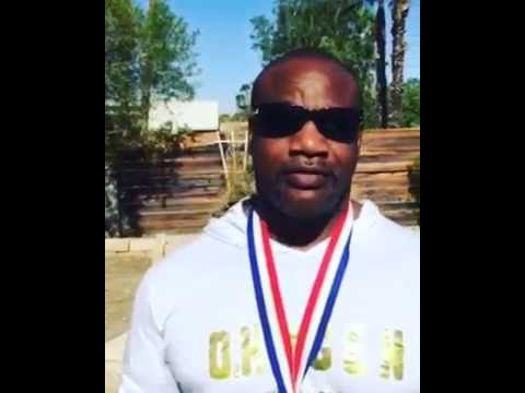 Chris Cormier has offered a Grand Raffle Prize, his 3rd Place Mr. Olympia Gold Medal!