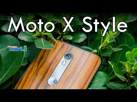 Moto X Style - Análisis