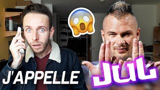 J'APPELLE JUL AU TELEPHONE !!