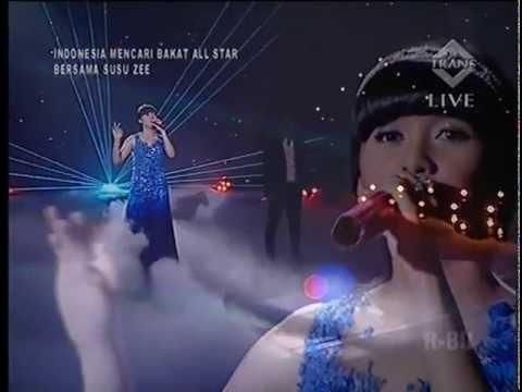 Putri Ayu Ft. Judika - The Prayer - IMB All Star 19-05-2013