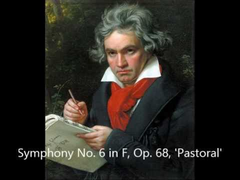 Symphony No 6 in F, Op 68, 'Pastoral' - Beethoven