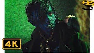 Ночной Змей против Ангела. Битва в Клетке | Люди Икс: Апокалипсис (2016) 4K ULTRA HD