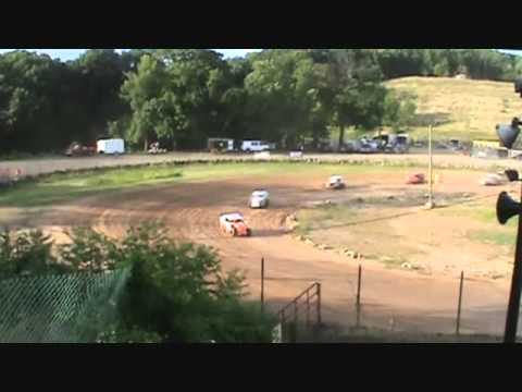 Blanket Hill 8-12-12 Mod Lite Feature
