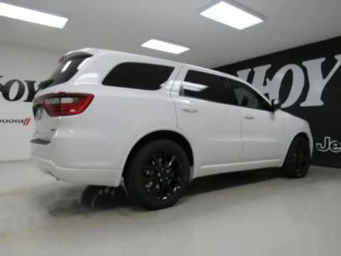 2017 DODGE DURANGO GT New SUV For Sale The Colony TX