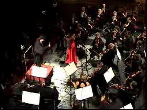 RICO SACCANI, conductor TCHAIKOWSKY Violin Concerto (finale) Judith Ingolfsson, violin