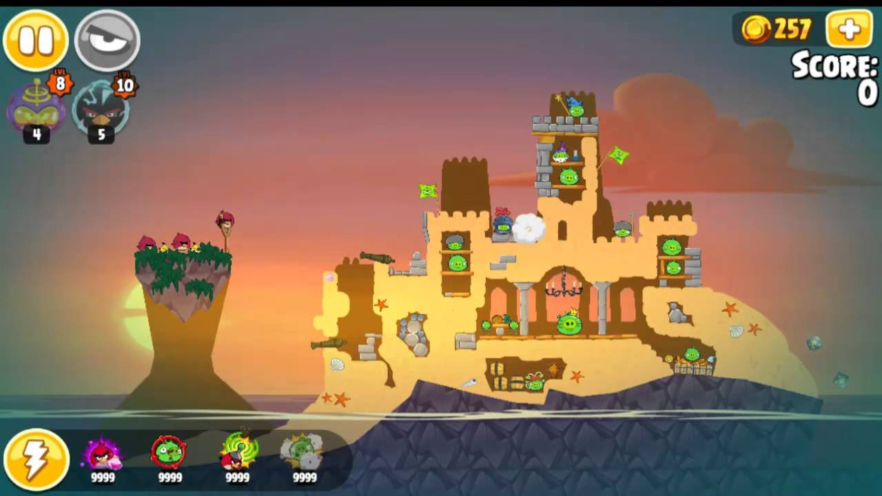 Angry Birds Hammier Things angry birds seasons the pig days all levels part 4 | music jinni