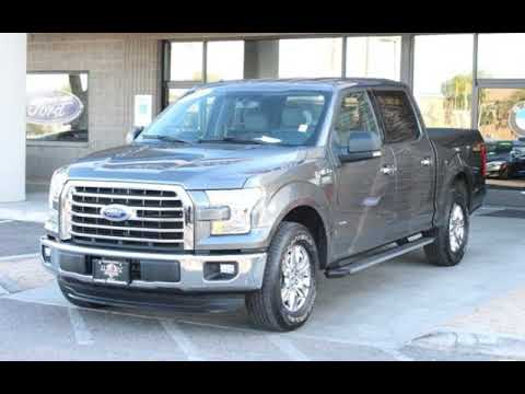 2015 Ford F-150 Crew Cab XLT for sale in Phoenix, AZ