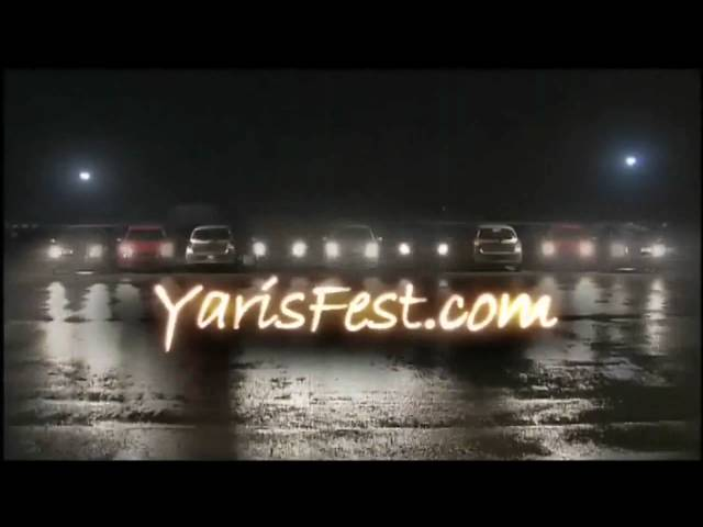 Toyota Yaris Festival Ekim 2009 (HD)