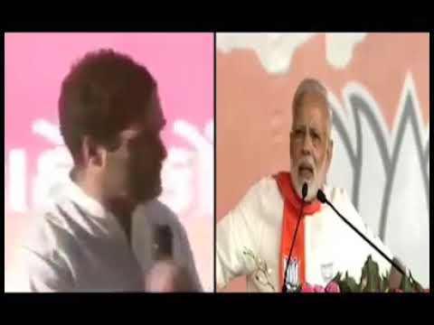 Modi Making Fun Of Pappu Live