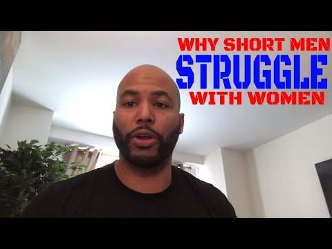 Why Short Men Struggle Dating & Beta Male Friends