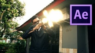 After Effects TUTORIALS - Muzzle Flash, Desperate Black Ops, & Action Packs from RodyPolis