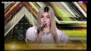 X-Factor4 Armenia-4 Chair Challenge-Girls-Monika Mirzoyan-John legend - All of Me22.01.2017