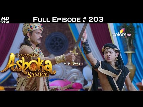 Chakravartin Ashoka Samrat - 9th November 2015 - चक्रवतीन अशोक सम्राट - Full Episode(HD)
